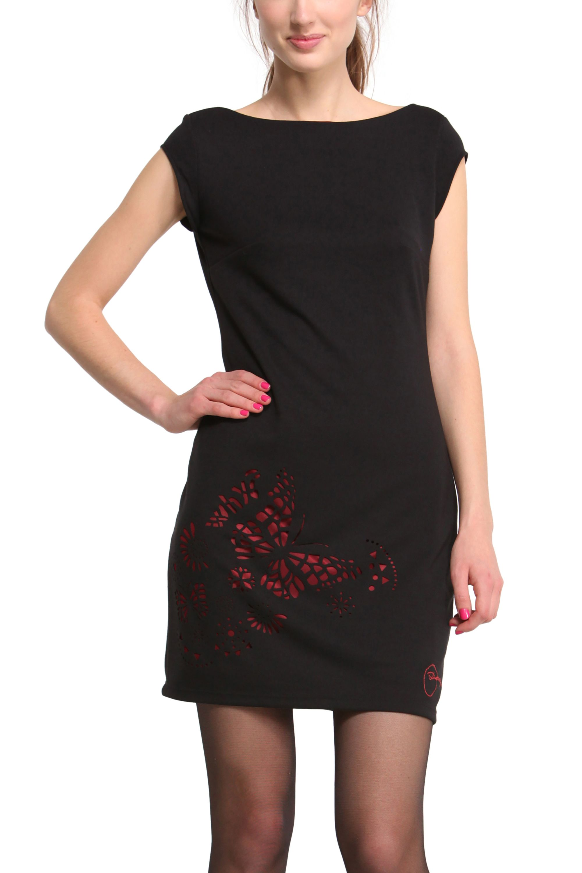 Soledad slim fit dress