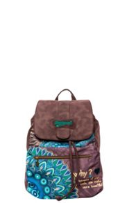 Red circles osford backpack