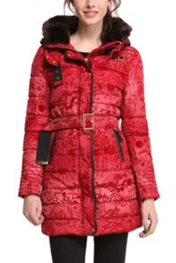 Roxana padded coat
