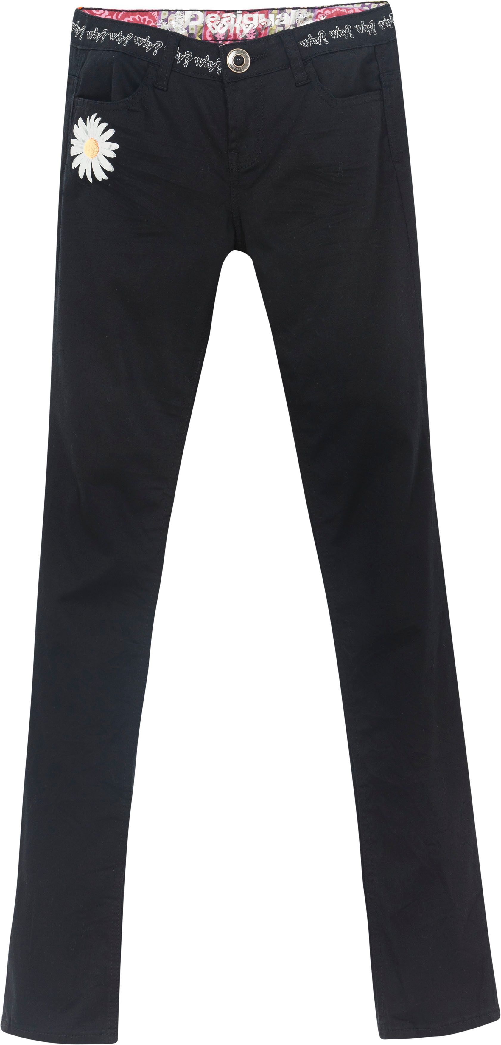 Aurora slim fit trousers