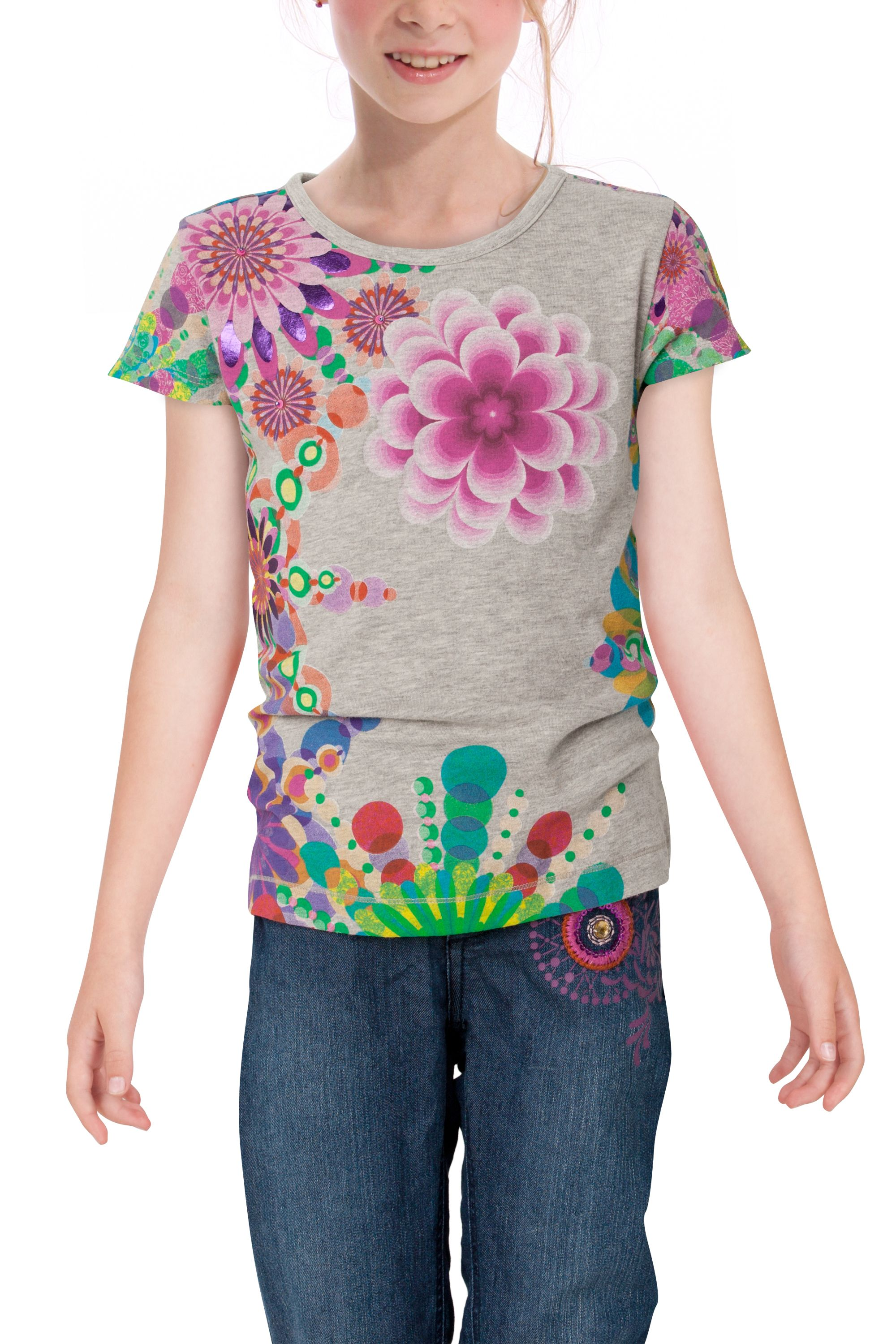 Girls agar t-shirt