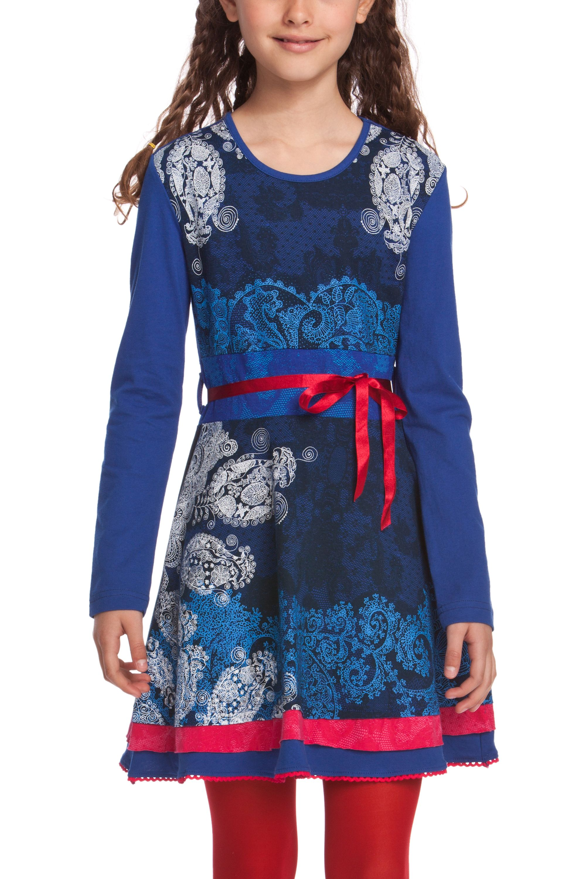 Girls aceite dress