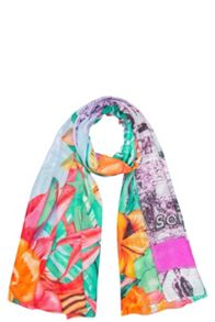 Hawai La France Wraparound Scarf