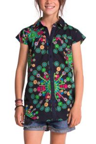 Girls africano lightweight shirt