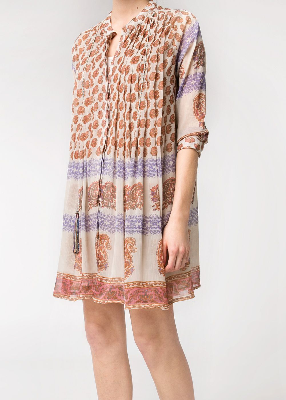 Hippie chic dress