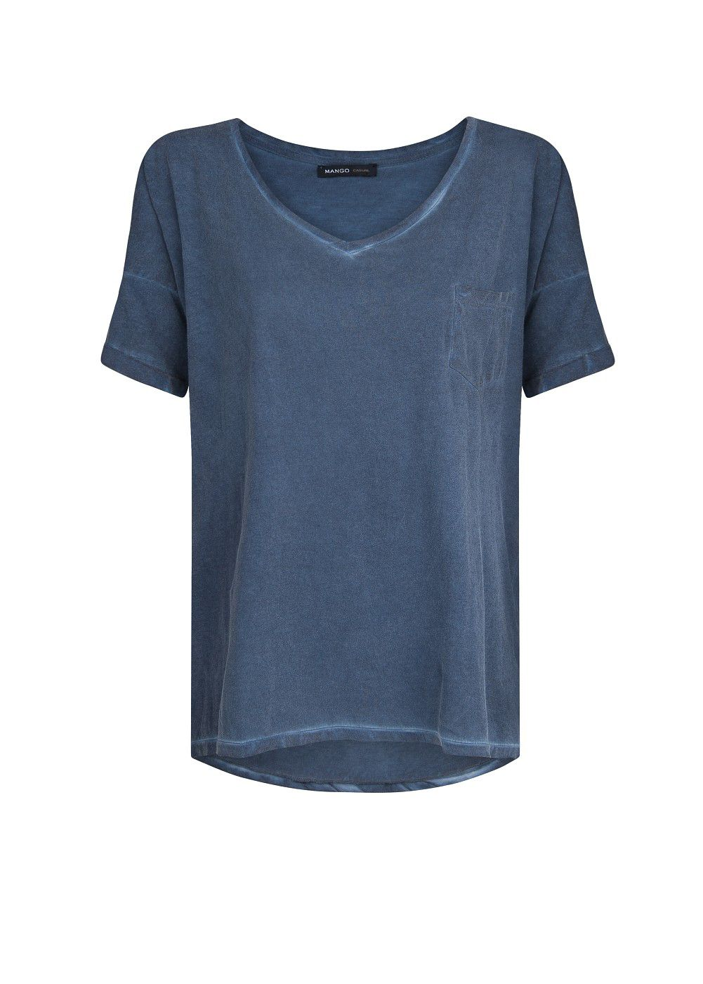 Distressed t-shirt