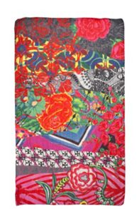 Desigual Scarf Rectangle Ashbury New