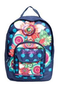 Girl backpack melon