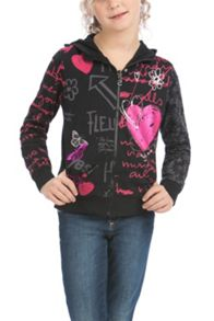 Girls poe sweatshirt