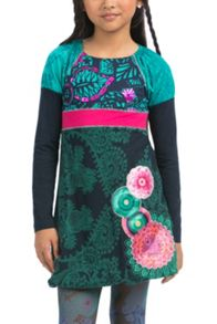 Girls yaunde dress