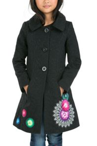Girls bleo overcoat