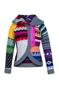 Desigual Girls fiodor cardigan