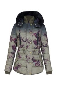 Nuria Padded overcoat