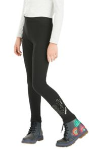 Desigual Girls aguacate leggings