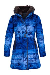Girls rhipsali overcoat