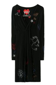 Desigual Bel Rep Dress