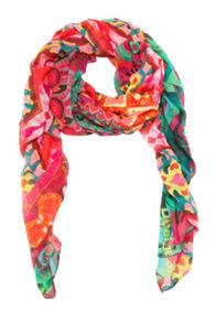 Desigual Gipsy Rectangle Scarf