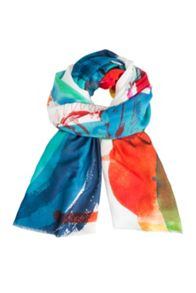 Desigual Stroker Soft Rectangle Scarf