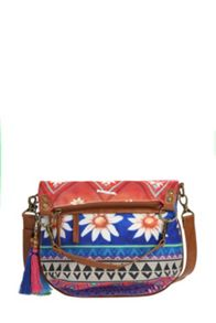 Desigual Folded Happy Bazar Bag