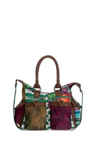 Desigual London Medium Mentawai Bag