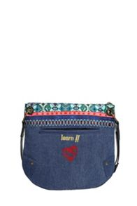 Desigual Brooklyn Culture Club Bag