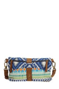 Desigual Bolivian Clutch Bag