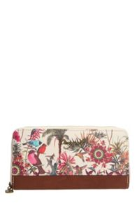 Desigual Zip Around New Tropic Wallet