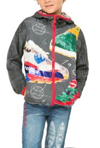 Desigual Boys Blue Jacket