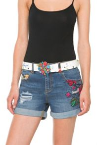 Desigual Chapon XL Splatter Belt