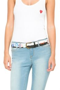 Desigual Basic Meydan Belt