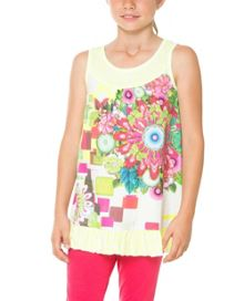 Desigual Girls Halifax T-shirt