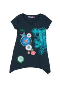 Desigual Girls Phoenix T-shirt