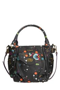 Desigual Mini Mcbee Splatter Bag