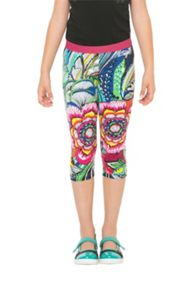 Desigual Girls Araza Leggings