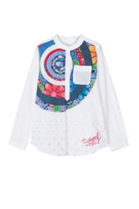Desigual Girls Affenpinscher Shirt