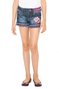 Girls Fernan Denim shorts