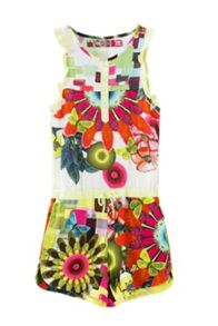 Desigual Girls Osezno Jumpsuit