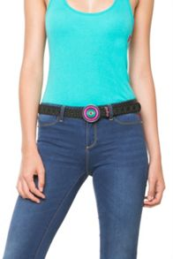 Desigual Woodstock Belt
