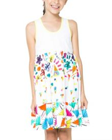 Desigual Girls Jartum Dress