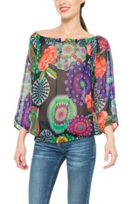 Desigual Betsy Blouse