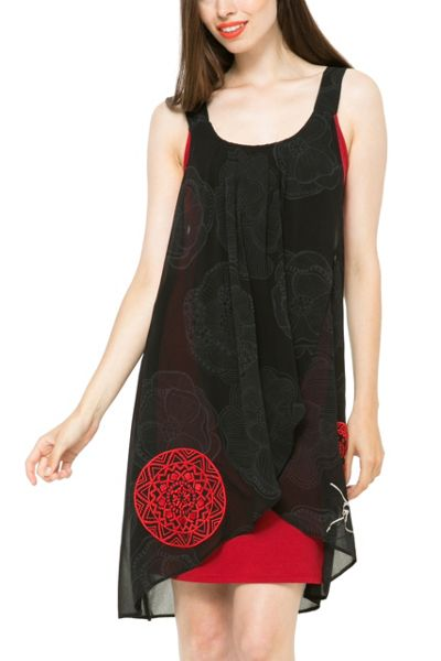 Desigual Blackville straps Dress