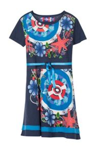 Desigual Girls Marfil Dress