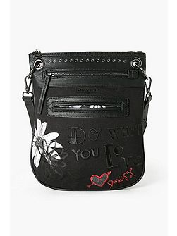 Bandolera Black Dais Bag