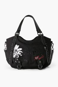 Desigual Rotterdam Mini Black Bag