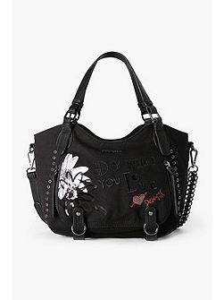 Rotterdam Mini Black Bag