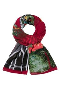 Desigual Alabama Re Foulard