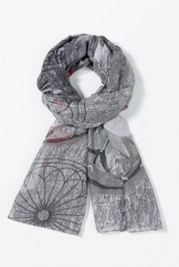 Desigual Rectangle Adhara Foulard