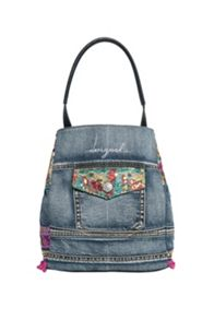 Desigual Arosa Ethnic Deluxe Bag
