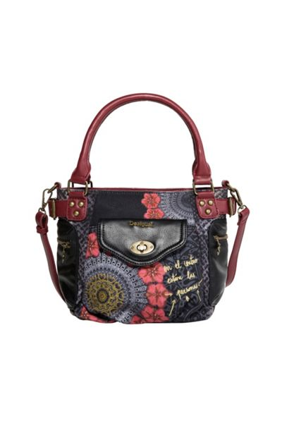 Desigual Mcbee Mini Red Gard Bag