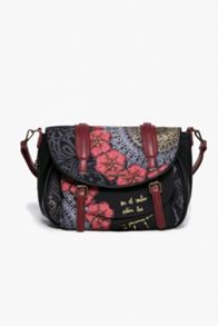 Desigual Luna Red Garden Bag